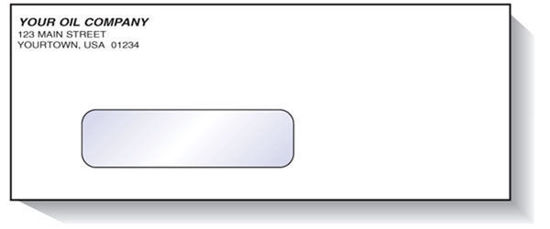 Picture of #10 Window Envelope