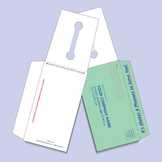 Picture of #27C Door Knob Envelope