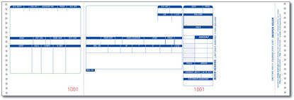 Picture of Meter Ticlets for Marketline Software