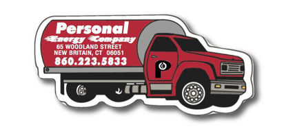 Picture of Fuel Oil Truck Magnet